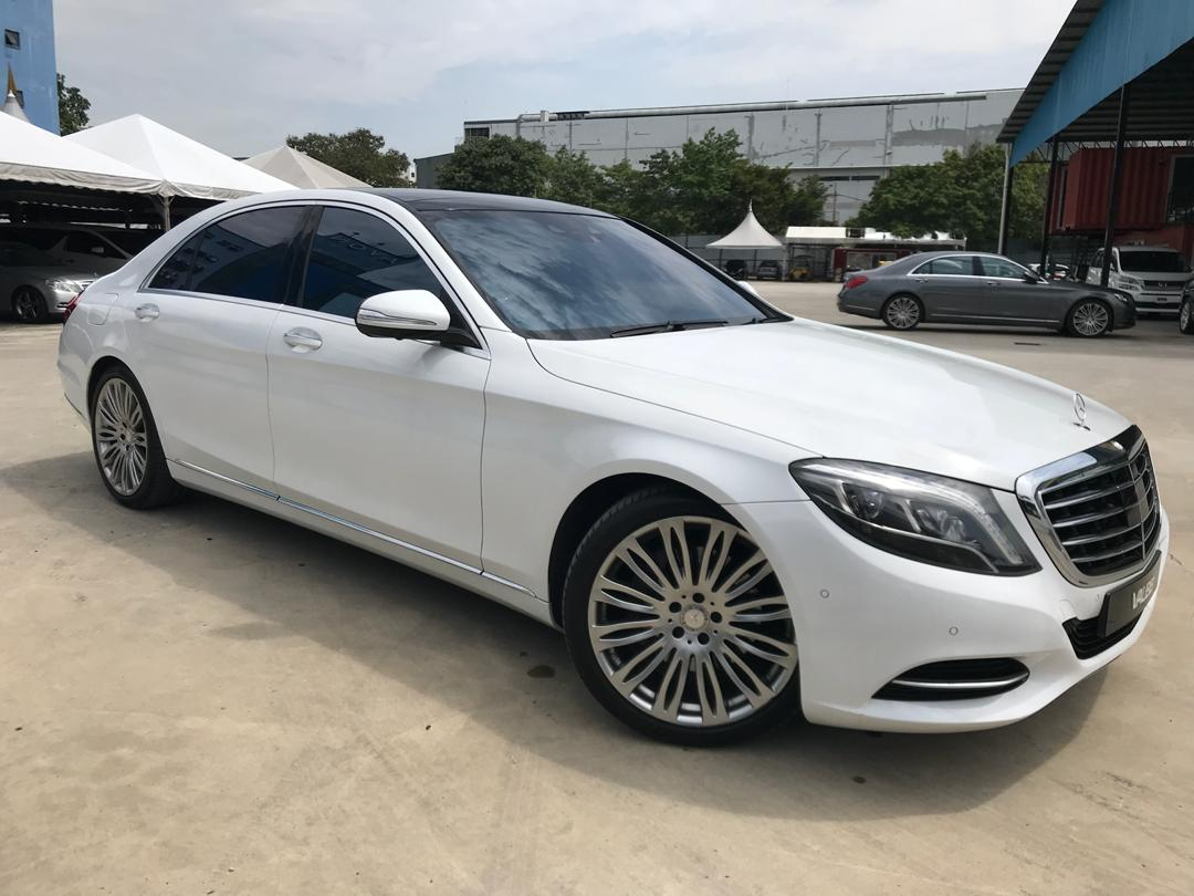 MERCEDES BENZ S400 HYBRID. RM348,000.00. Prev; Next
