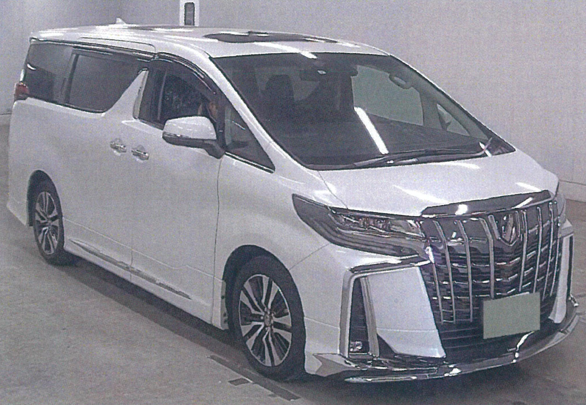 2019 TOYOTA ALPHARD 2.5 SC - Yap Brothers Group